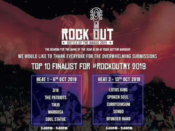 ROCK OUT BATTLE OF THE BANDS 2019
