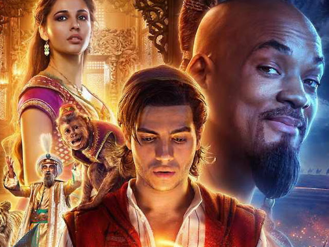 Aladdin new movie - pkresearcher1