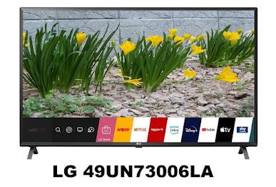 LG 49UN73006LA 4k Smart TV review