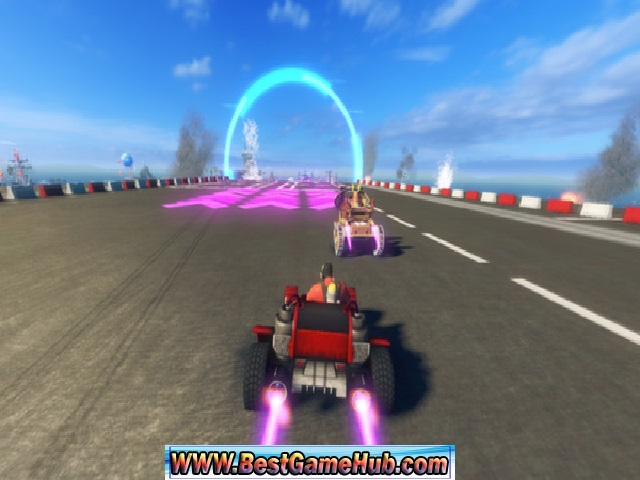 Sonic and All Stars Racing Transformed Full Version
