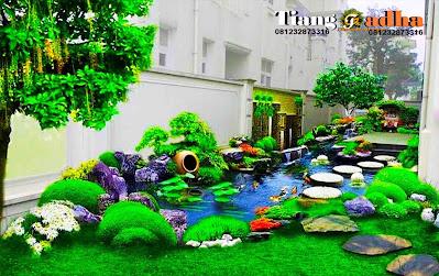 tukang taman surabaya tianggadha art