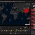 La Universidad John Hopkins habilita un mapa en tiempo real del avance del coronavirus