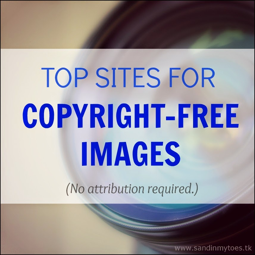 Top Sites For Copyright-Free Photos
