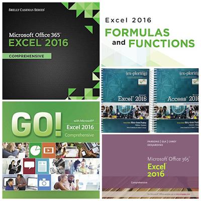 TOP 5 EBOOKS EXCEL 2016 COMPREHENSIVE FREE DOWNLOAD ON EVBA.INFO