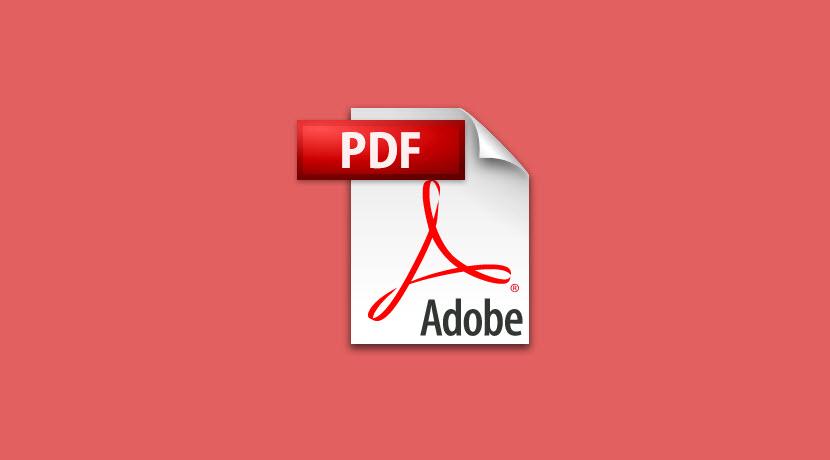 تصغير ملف PDF بإستخدام برنامج Acrobat Reader DC