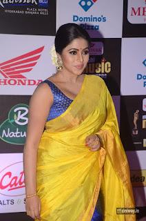 Poorna Stills at Mirchi Music Awards 2016
