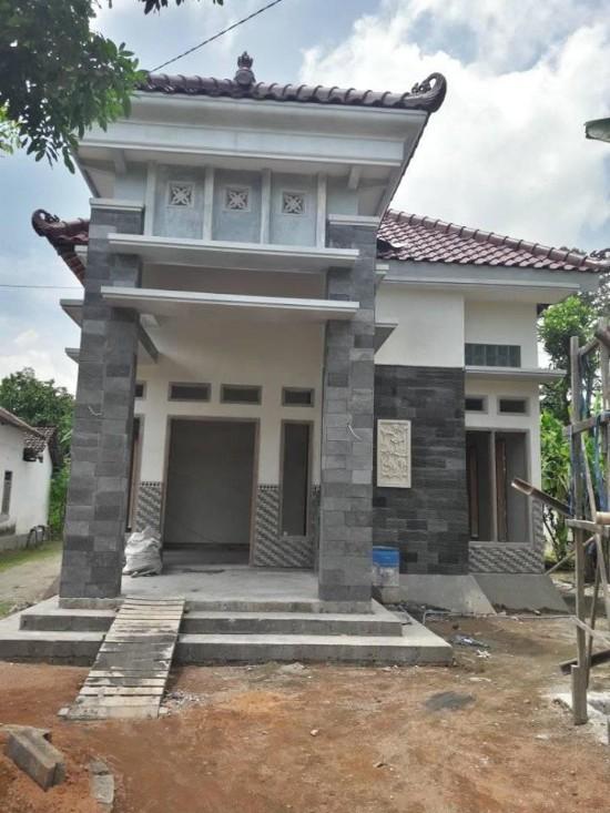 rumah minimalis ala bali