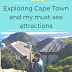The Twenty-Something Series: Exploring Cape Town and my must-see attractions