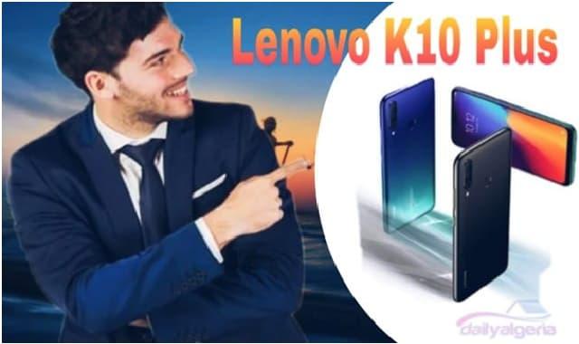 وصول لينوفو Lenovo K10 Plus في 22 سبتمبر مع Snapdragon 632 SoC والكاميرات الخلفية الثلاثية