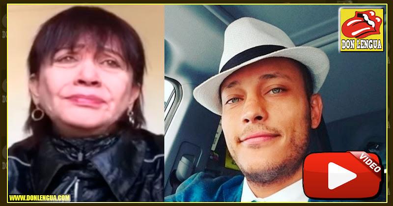 Madre del Héroe Oscar Pperez le envía un mensaje a los venezolanos