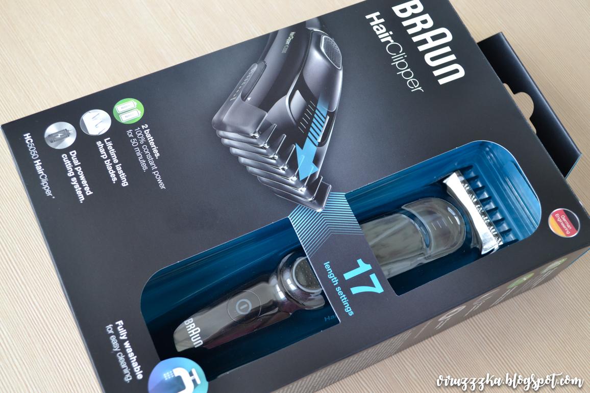 Braun Hair Clipper HC5050