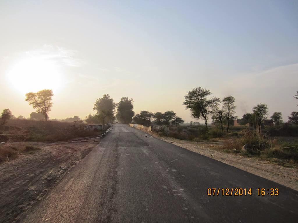 palwal nuh road
