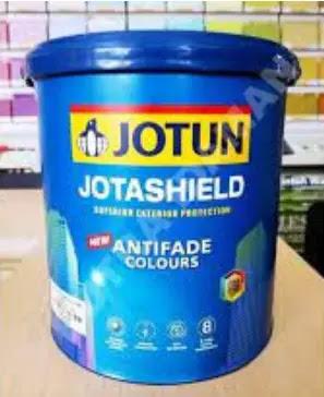 Jotashield antifade colours