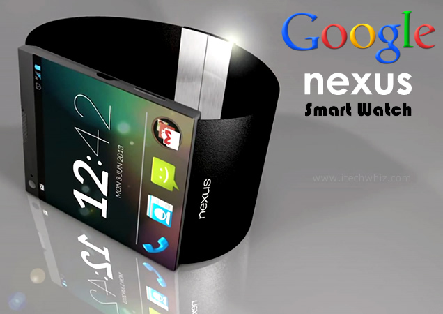 Google Nexus SmartWatch Release Date and Specs