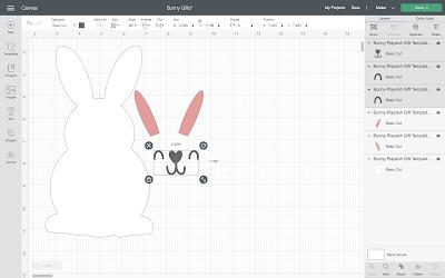 Free Printable Easter Classroom Gift - PlayDoh Tummy Bunnies Tutorial