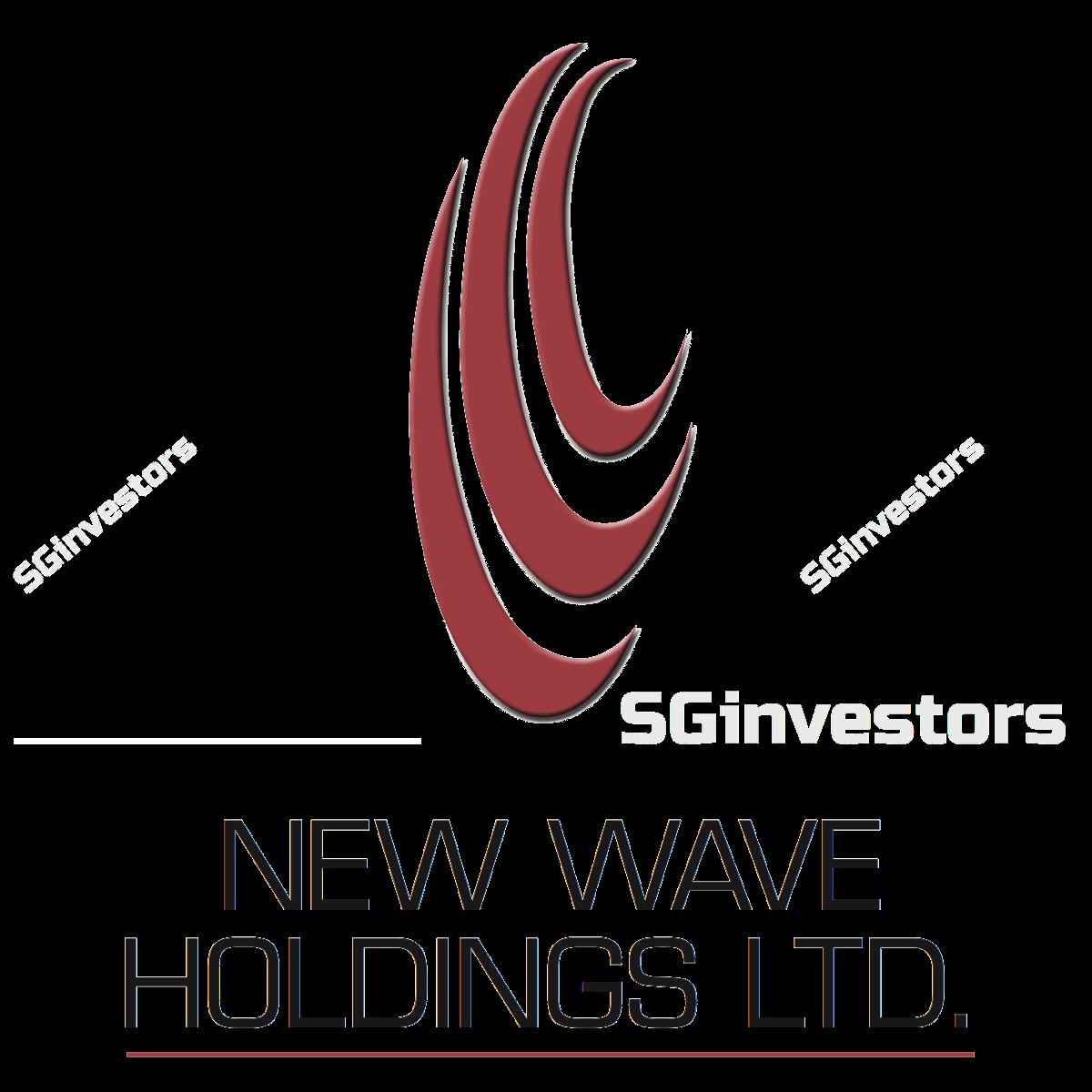 NEW WAVE HOLDINGS LTD. (SGX:5FX) @ SGinvestors.io