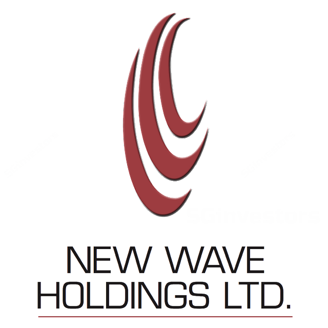 NEW WAVE HOLDINGS LTD. (5FX.SI) @ SG investors.io