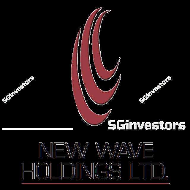 NEW WAVE HOLDINGS LTD. (5FX.SI) @ SG investors.io