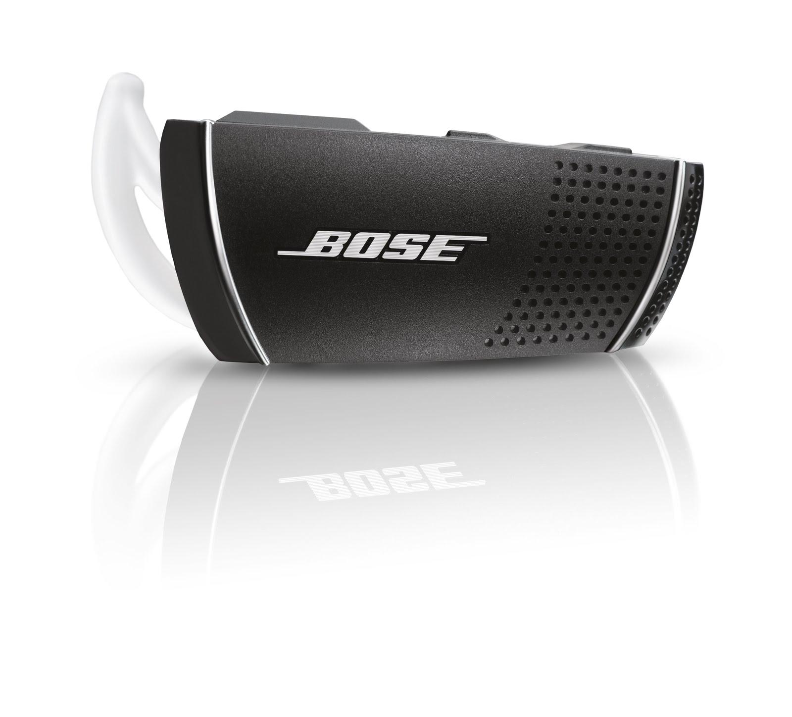 I Want this ! 『BOSE Bluetooth headset』 - NO MAC , NO LIFE