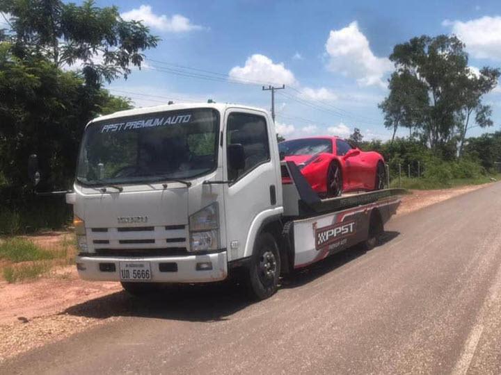 Cặp đôi McLaren 720S Spider và Ferrari 458 Italia triệu đô về Việt Nam, hứa hẹn cập bến Đà Nẵng