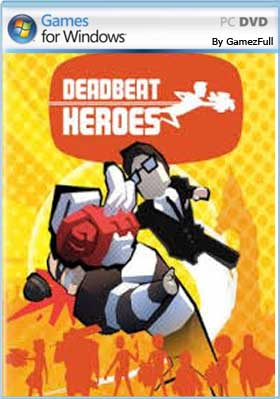 Descargar Deadbeat Heroes PC Full no español mega y google drive.
