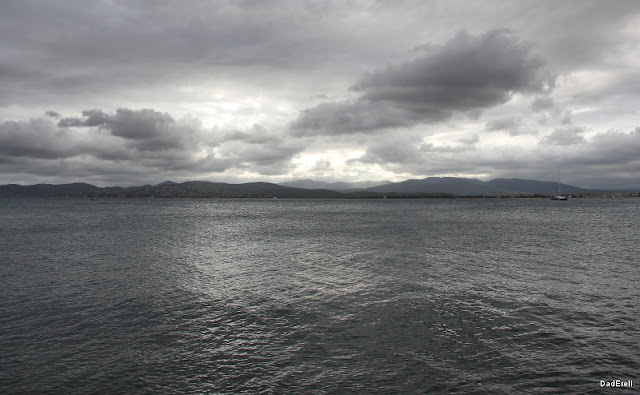 Journée grise à Saint Raphaël