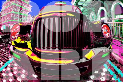 Taxi - cab - city