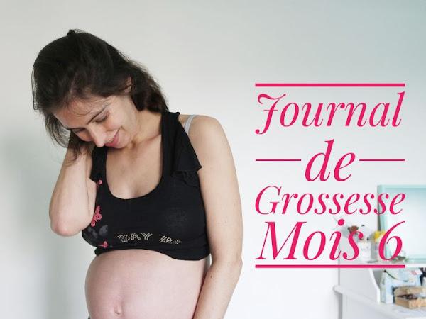 Journal de Grossesse # 2 : le 6ème mois !