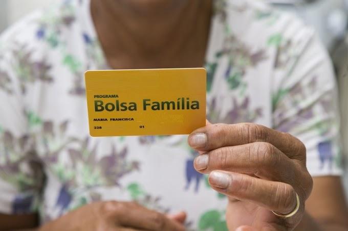 Medidas de combate ao coronavírus incluem reforço ao Bolsa Família, que terá a inclusão de 1,2 milhão de famílias