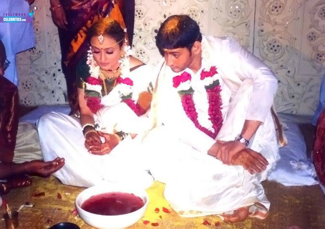 mahesh babu marriage photos