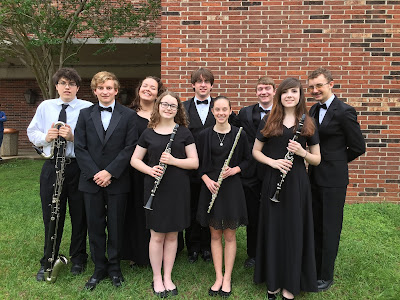 Nine Montgomery Catholic Band Members Named to All-State Band 1