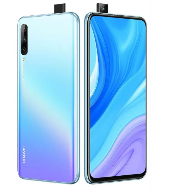 In Russia, sales of a smartphone with a retractable camera will start - HUAWEI Y9s