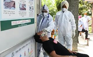 मुंबई में कोरोना संक्रमण के अब तक के सबसे ज्यादा नए मामले