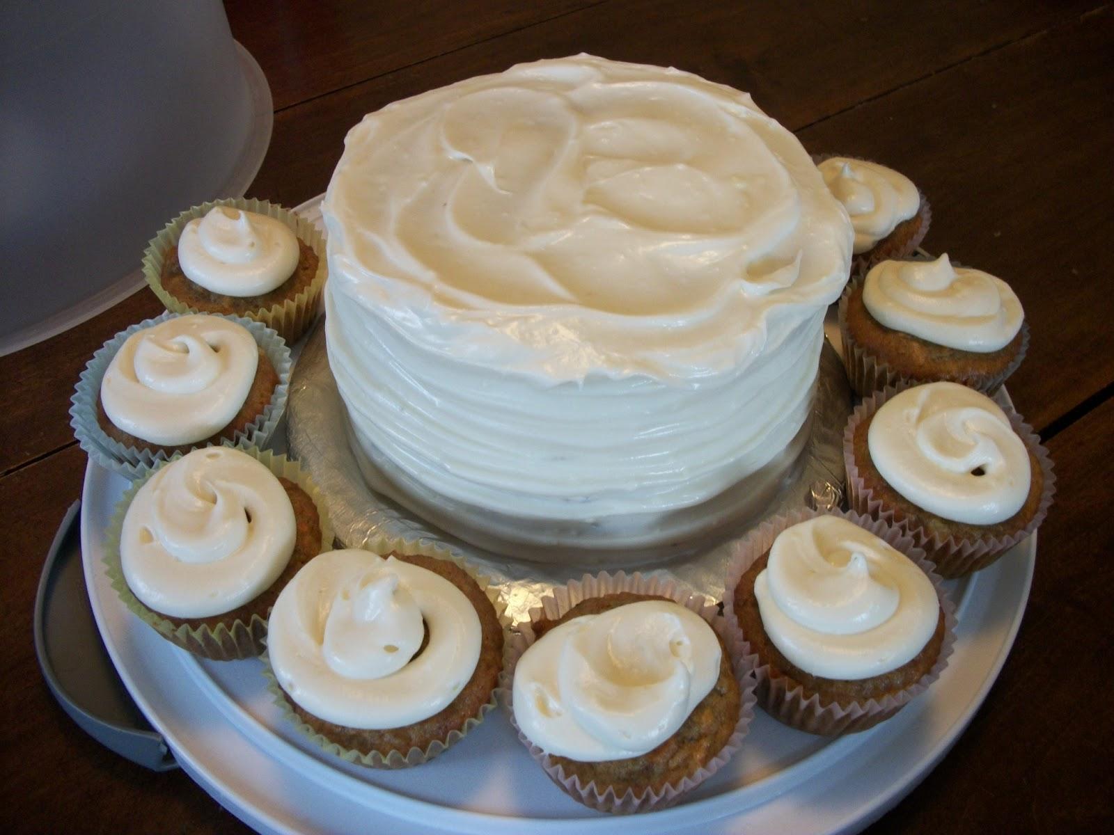 Sticky Gooey Creamy Chewy Carrot Cake