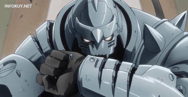 Elric - Fullmetal Alchemist: Brotherhood