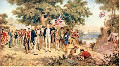 Sejarah negara Australia