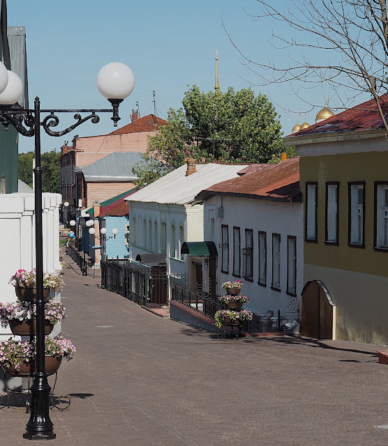 Владимир, Георгиевская улица (Vladimir, Georgievskaya street)