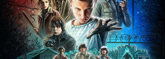 Stranger Things, de The Duffer Brothers - Cine de Escritor