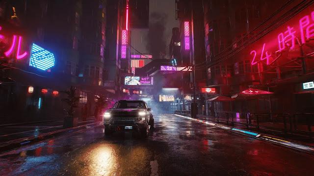 شاهد بالفيديو 16 دقائق لطريقة اللعب داخل Cyberpunk 2077