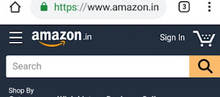amazon sign in and creating new account