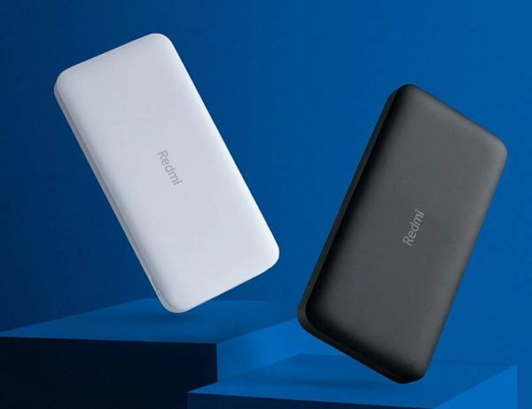 Xiaomi launches new Redmi Power bank in India starting at Rs.799