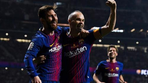 Andres Iniesta nhiều khả năng rời Barca sau mùa này