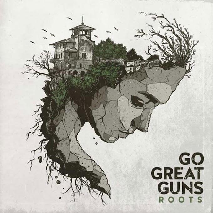 """Go Great Guns stream new song """"Drop A Bombshell"""""""