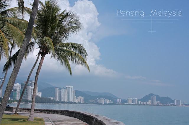 Wanderlust Wednesday: Penang, Malaysia