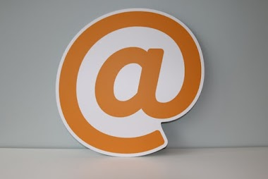 Having a business email address for your business.
