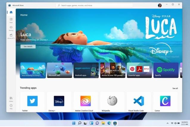 تشغيل تطبيقات اندرويد على ويندوز 11