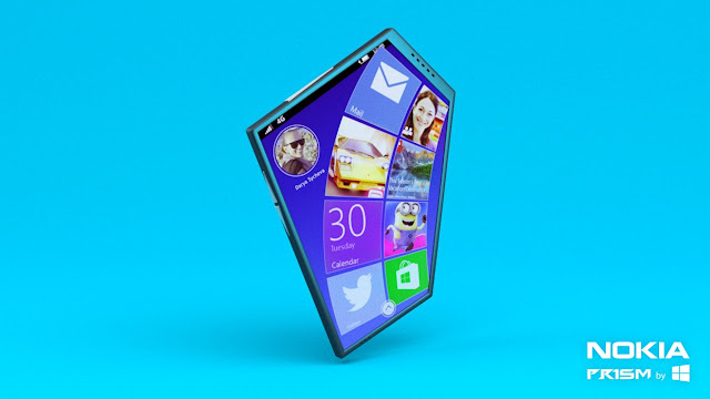 Nokia Prism Smartphone concept is just stunning!