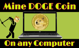 mine DOGE coin on any PC