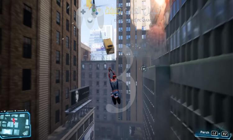 تحميل جميع اجزاء لعبة Spider Man برابط مباشر