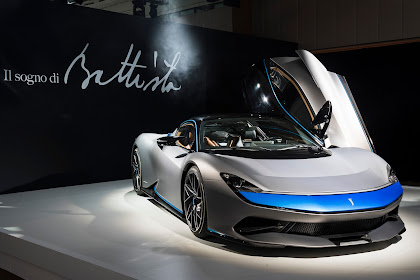Pininfarina Battista Review